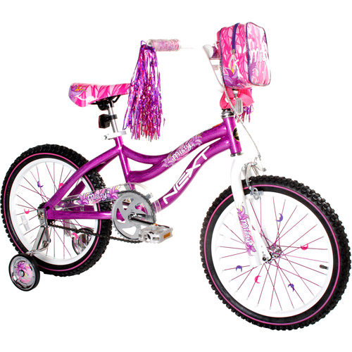 Bicycle With Or Without Training Wheels
